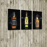 "Постеры на холсте ""Whiskey"""
