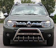 Кенгурятник WT на Renault Duster (c 2010--) Рено Дастер PRS