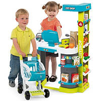 Электронный супермаркет City Shop Smoby 350207