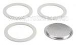Прокладка для кофеварки, силиконовые диски и фильтр 6 чашки  FRU-441B - Торговая компания HOUSEWARE в Одессе