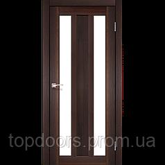 "Двери межкомнатные Корфад ""NP-01 ПО сатин"""