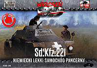 Немецкий бронеавтомобиль Sd.Kfz.221