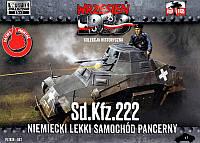 Немецкий бронеавтомобиль Sd.Kfz.222
