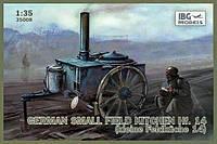 Немецкая небольшая полевая кухня Hf.14