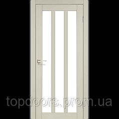"Двери межкомнатные Корфад ""NP-02 ПО сатин"""