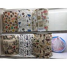 Корзина для игрушек РЕТРО M01100, 6 видов( Ч )