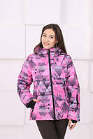 Горнолыжная куртка DL&AM (модель - 18-01-2)