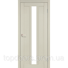 "Двери межкомнатные Корфад ""NP-03 ПО сатин"""