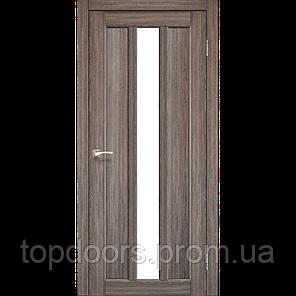 """Двери межкомнатные Корфад """"NP-03 ПО сатин"""", фото 2"""