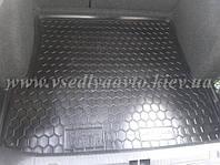Коврик в багажник SKODA Octavia A4 Tour 1996-2010 гг. лифтбэк (AVTO-GUMM)