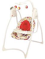 Кресло-качалка Graco LOVIN'HUG (с подключением к электросети), Garden Friends, цвет белый с красным