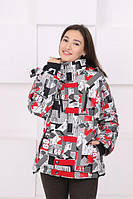 Горнолыжная куртка Goodfriends (модель - 072-03)