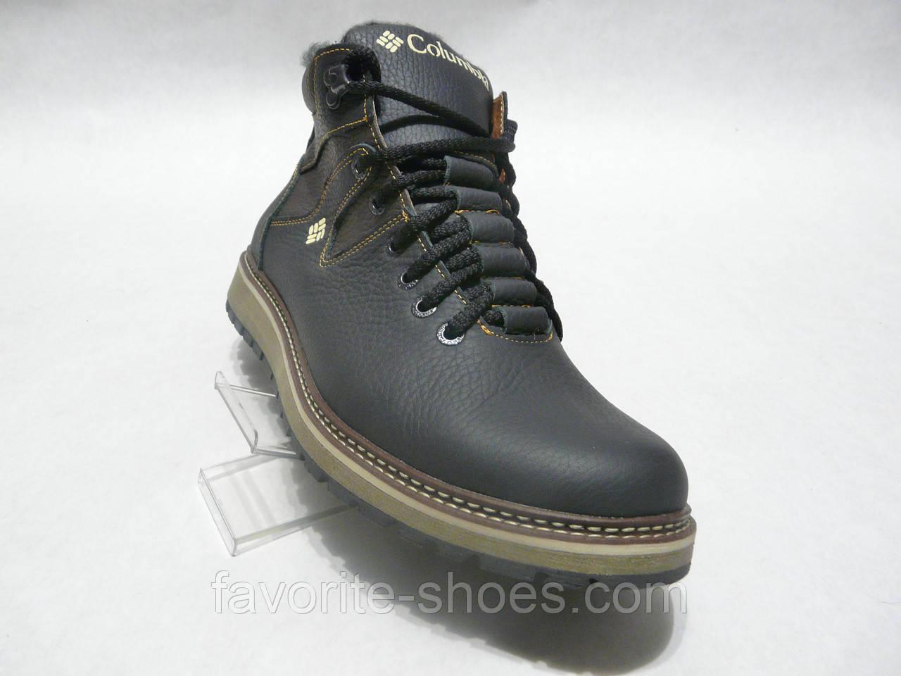 dc7e78de4 Зимние мужские кожаные ботинки Columbia конфорт: продажа, цена в ...