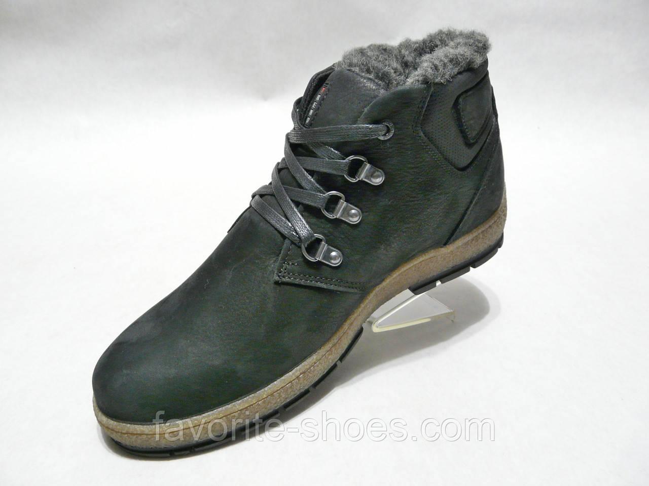 19dc1b5d4065 Зимние мужские кожаные ботинки columbia club shoes R1  продажа, цена ...
