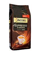 Кофе в зернах Jackobs Espresso d'Aroma 1000g
