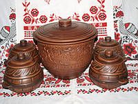 Наборы керамической посуды