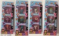 Герои Pet Shop (Пет Шоп) набор фигурок 3 шт сказочные животные в коробке24*3,5*10 см,R9007-1/2/3/6