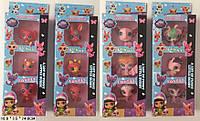 Герои Pet Shop (Пет Шоп) набор фигурок 3 шт сказочные животные в коробке24*3,5*10 см,R9007-11/13