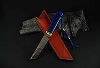 """Авторский нож танто """"Самурай"""", дамасск (наличие уточняйте)"""