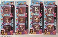 Герои Pet Shop (Пет Шоп) набор фигурок 3 шт сказочные животные в коробке24*3,5*10 см,R9007-16/19
