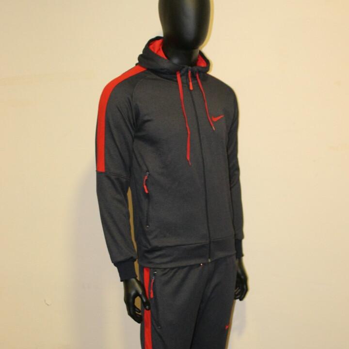 4bf2ee3e Спортивный костюм мужской Найк ткань лакоста зауженые штаны -  Интернет-магазин