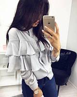 Женская блуза Волны