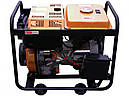 Дизельный генератор Forte FGD6500E, фото 3