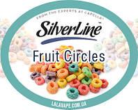 Ароматизатор SilverLine Capella Fruit Circles (Фруктовые кольца) 4oz (120ml)