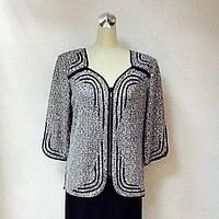 Блуза женская РАЗМЕР+ на молнии