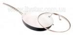 Сковорода kерамический 22 см.   FRU-107
