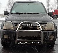 Кенгурятник на Suzuki Grand Vitara XL 7 (2001-2006) Сузуки Гранд Витара PRS