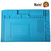 Коврик для пайки Kaisi S160 силиконовый термостойкий