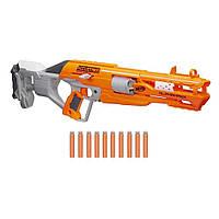 Nerf Бластер Винтовка Аккустрайк Альфахок  B7784 N-Strike Elite Accu Series AlphaHawk Blaster