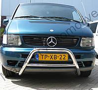 Кенгурятник на Mercedes Vito 638 (1996-2003) Марседес Вито PRS