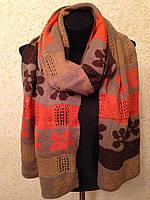Красивый женский шарф (цв 05)