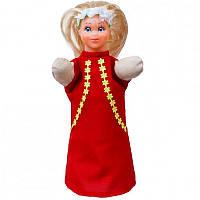 Кукла-рукавичка 'ПРИНЦЕССА' (пластизоль, ткань) (В073/1)