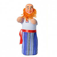 Кукла-рукавичка 'ДЕД' (пластизоль, ткань) (В072)