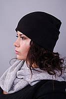 Фэшн. Женские шапки. Черный.