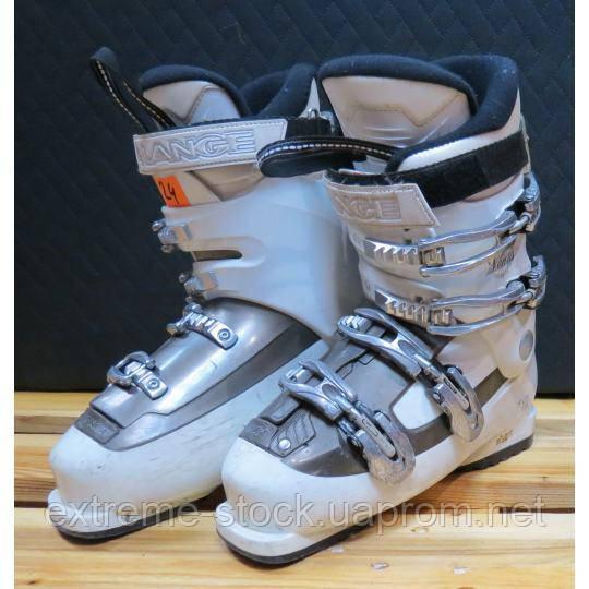 Ботинки лыжные БУ Lange VENUS PLUS R 24