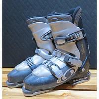 Ботинки лыжные БУ Salomon SYM6IO 440 25