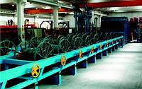 Автоматические линии для производства сварной сетки из бухт, катушек