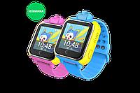 Детские часы-телефон GOGPS K17