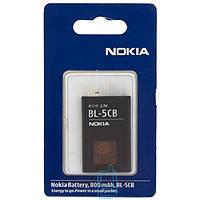 Аккумулятор Nokia BL-5CB 800 mAh АAA класс