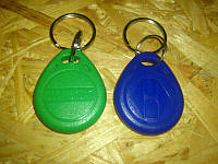 Ключ брелок дпя домофона и СКД RFID EM Marine 125 kHz EM-07, EM4100