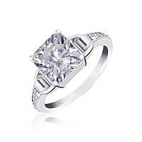 Серебряное кольцо-комплект КК2Ф/402