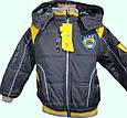Куртка демисезонная машинка, фото 4