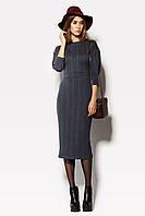 """Платье """"ERDEM"""" джинс осень-зима, фото 1"""
