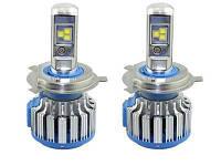 Светодиодная лампа H4 6000K 3600Lm Canbus