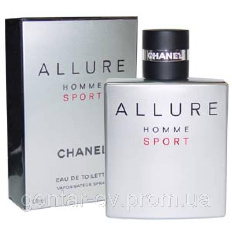 Chanel Allure Homme Sport.Шанель Аллюр Хом спорт