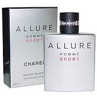 Chanel Allure Homme Sport.Шанель Аллюр Хом спорт.